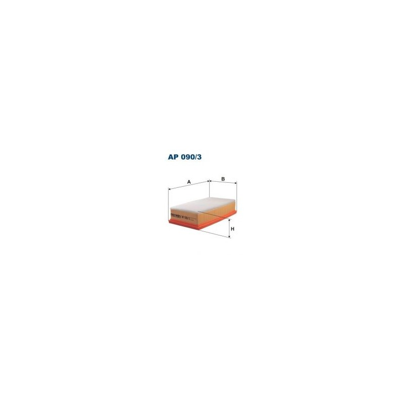 Mecafilter Filtro Aria Mecafilter ELP9077
