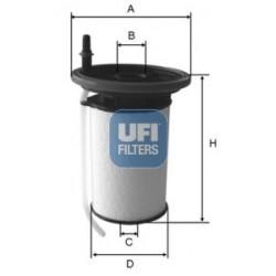 Filtro carburante ALFA...