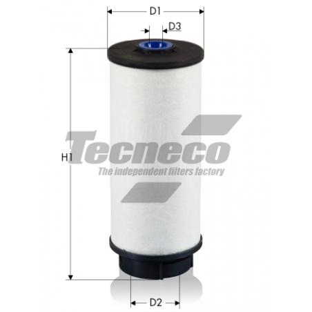 Filtro gasolio IVECO DAILY VI 33S12 33S14 33S16 35S15 35S18 DAILY LINE 40C15 40C18