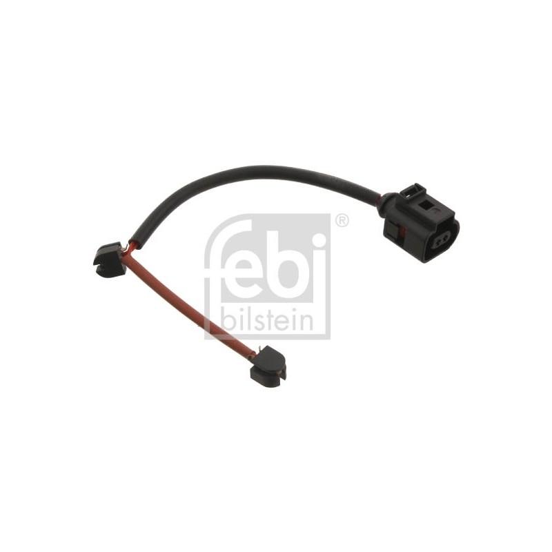 34356773018 Sensore usura pastiglie freno posteriore adatto per Mini R56 Clubman R55 Descapotable R57 Cooper EVGATSAUTO Sensore freno