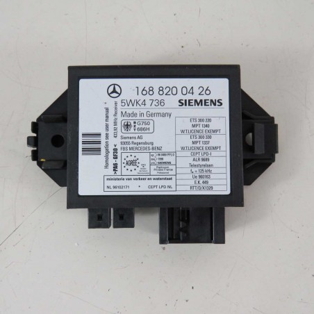 Centralina Immobilizer Mercedes Classe A W168 1.4 60kw 2002 1688200426