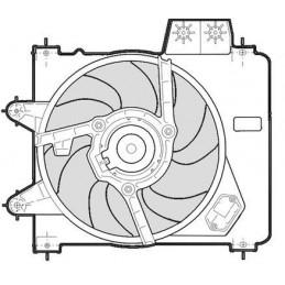 Ventola raffreddamento motore