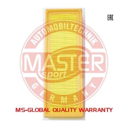 Filtro aria Citroen Peugeot MASTER-SPORT 3468/1-LF-PCS-MS