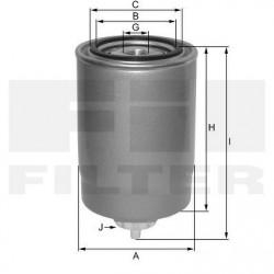 Filtro carburante  IVECO...