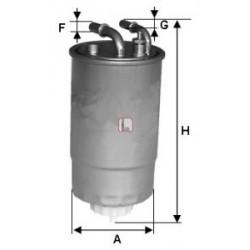 Filtro carburante OPEL:...