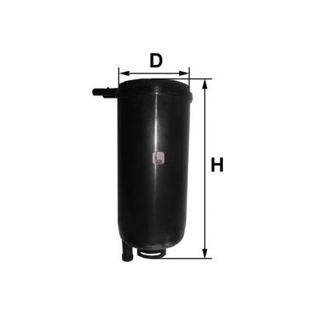 Filtro carburante IVECO:  SOFIMA S1071B
