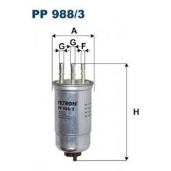 Filtro carburante  RENAULT...