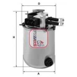 Filtro carburante
