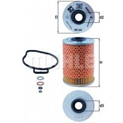 Filtro olio BMW: KNECHT OX151D