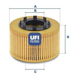 Filtro olio  FORD JAGUAR:...