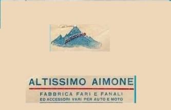 ALTISSIMO AIMONE